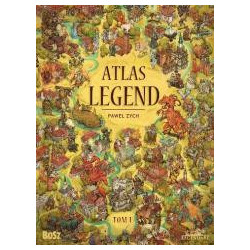 Atlas Legend T.1