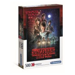 Puzzle 500 Stranger Things