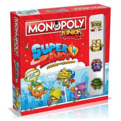 Monopoly Junior Super Zings