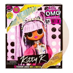 LOL Surprise OMG Remix Kitty Queen