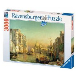 Puzzle 3000 Wenecja Canale Grande