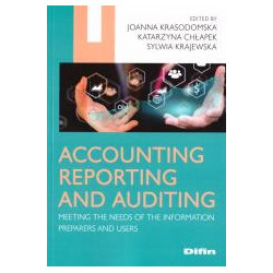 Accounting reporting and auditing