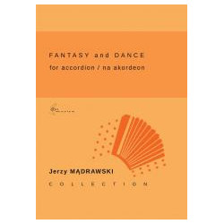 Fantasy and dance for accordion