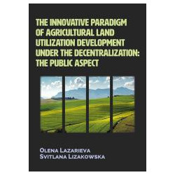 The innovative paradigm of agricultural land...