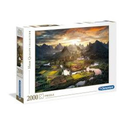 Puzzle 2000 HQ View Of China