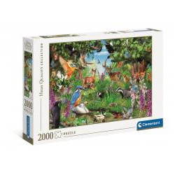 Puzzle 2000 HQ Fantastic Forest