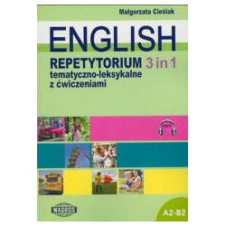 English 3in1. Repetytorium tem-lek + mp3 WAGROS