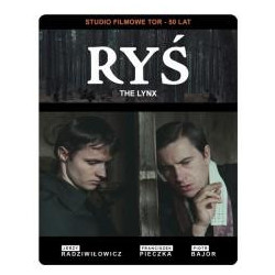 Ryś - steelbook (DVD + blu-ray)