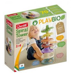 Playbio Spiral Tower