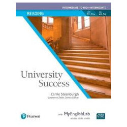 University Success Intermediate. Reading SB...