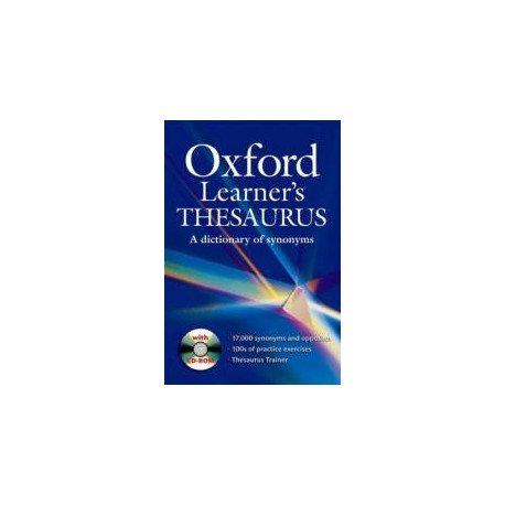 Oxford Learner's Thesaurus + CD OXFORD