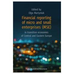 Financal reporting of micro and small enterprises