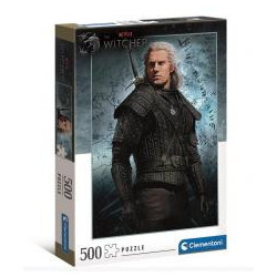 Puzzle 500 The Witcher