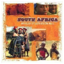 South Africa. Anthology Of South African Music CD