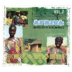 Africa. Anthology Of African Music vol.2 CD