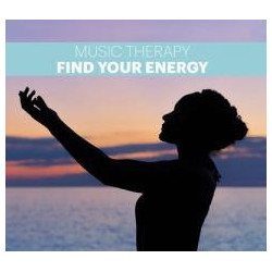 Music Theraphy. Find your energy CD