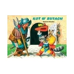 Kot w butach POP-UP