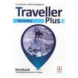 Traveller Plus Elementary A1 WB MM PUBLICATIONS