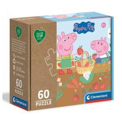 Puzzle 60 Play For Future Peppa Pig