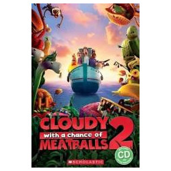 Cloudy with a Chance of Meatballs 2. Reader + CD