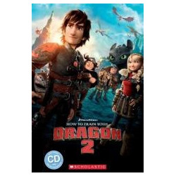 How to Train Your Dragon Reader Level 2 + CD