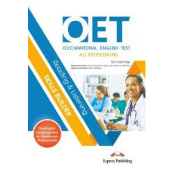 OET Reading&Listening All Professions SB+DigiBook