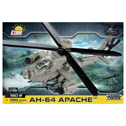 Armed Forces AH-64 Apache 1:48