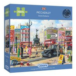 Puzzle 250 XL Piccadilly Circus/Londyn G3