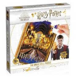 Puzzle 500 Harry Potter The Great Hall