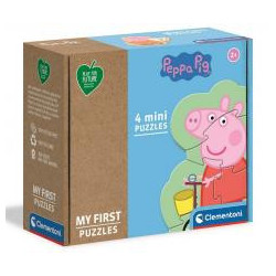 Moje Pierwsze Puzzle Play For Future Peppa Pig