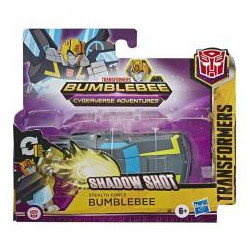 Transformers Cyberverse 1-Step Stealth Force