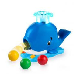 Wieloryb Silly Spout Whale Popper Bright Starts