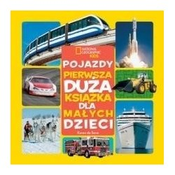 National Geographic Kids. Pojazdy