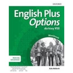 English Plus Options 8 WB + Online Practice OXFORD