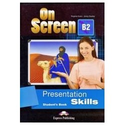 On Screen B2 Presentation skills SB
