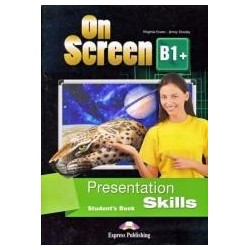 On Screen B1+ Presentation skills SB