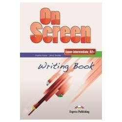 On screen Upper-Inter B2+ Writing Book