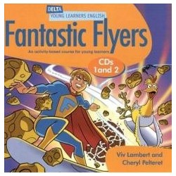 Fantastic Flyers. Audio CD