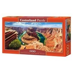 Puzzle 600 Horseshoe Bend Glen Canyon CASTOR