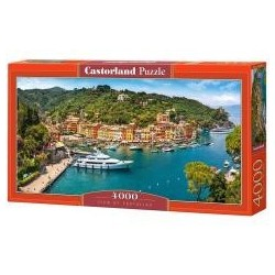 Puzzle 4000 View of Portofino CASTOR