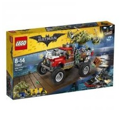 Lego BATMAN 70907 Pojazd Killer Croca
