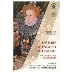 History of english literature vol.1