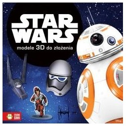 Modele 3D do złożenia. Star Wars